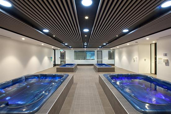 Panthers Academy Pool