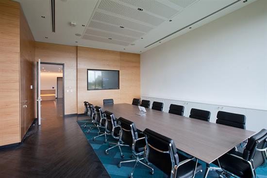 Panthers Academy Boardroom