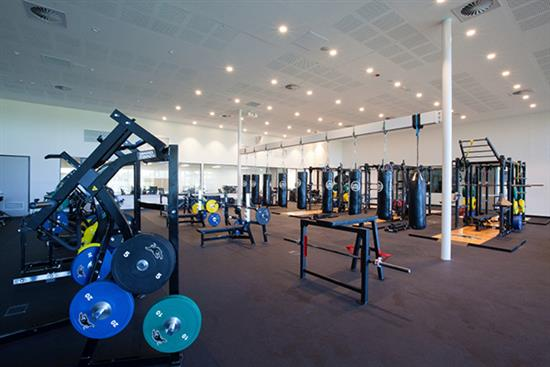 Panthers Academy  Gym